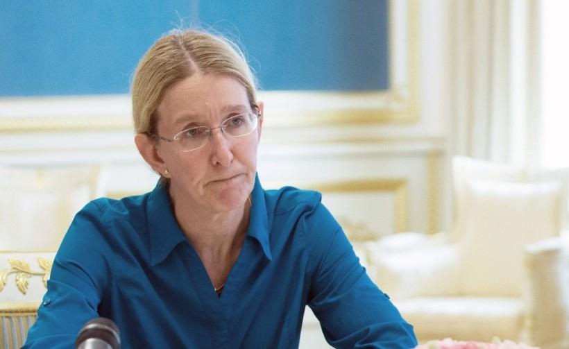 Суд запретил Супрун исполнять обязанности министра здравоохранения
