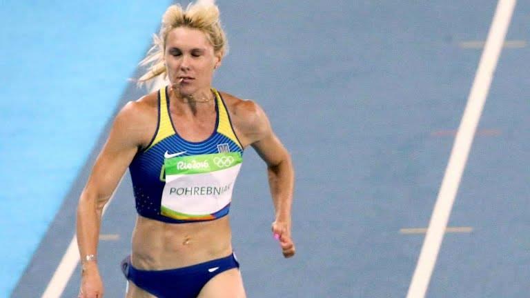 Украинка вышла в полуфинал Олимпиады-2016 по бегу на 200 метров