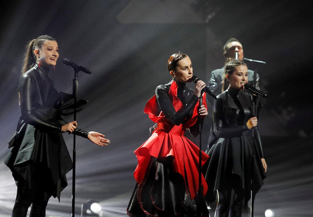 """Евровидение-2020. Судья Нацотбора: """"Украине не придется краснеть за Go-A..."""