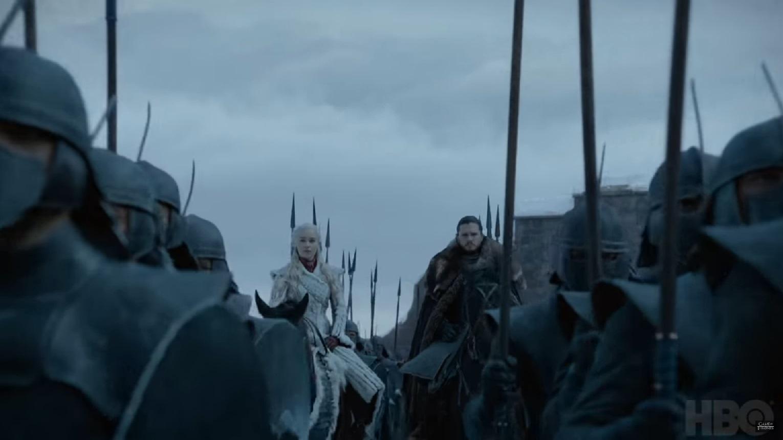 HBO назвал даты выхода всех серий финального сезона Игры престолов