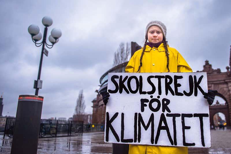 Грета Тунберг получила высшую награду Amnesty International