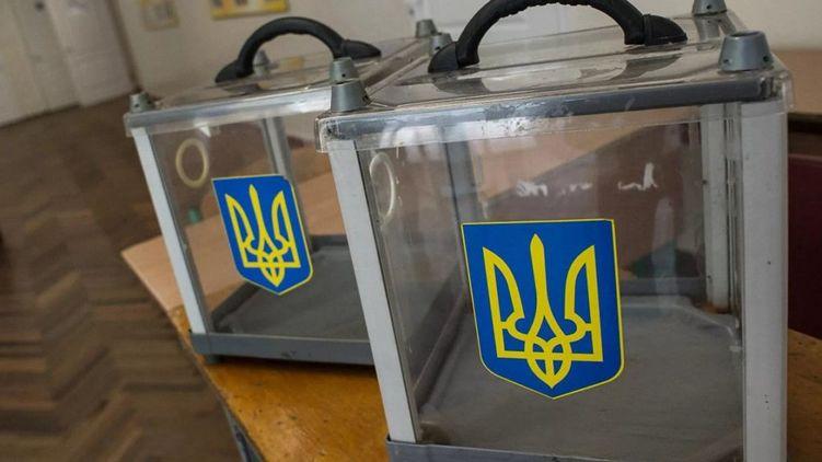 Местные выборы в районах Донбасса, где сейчас они невозможны, могут прой...