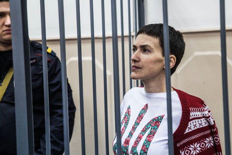 Савченко потребовала независимого врачебного обследования