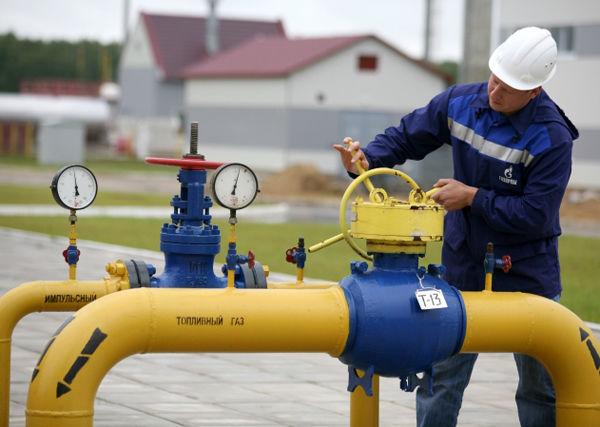 Виртуальный реверс газа начат из Польши