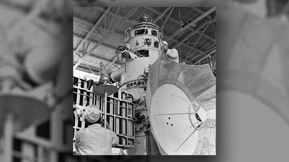 Советская космическая станция может рухнуть на Землю