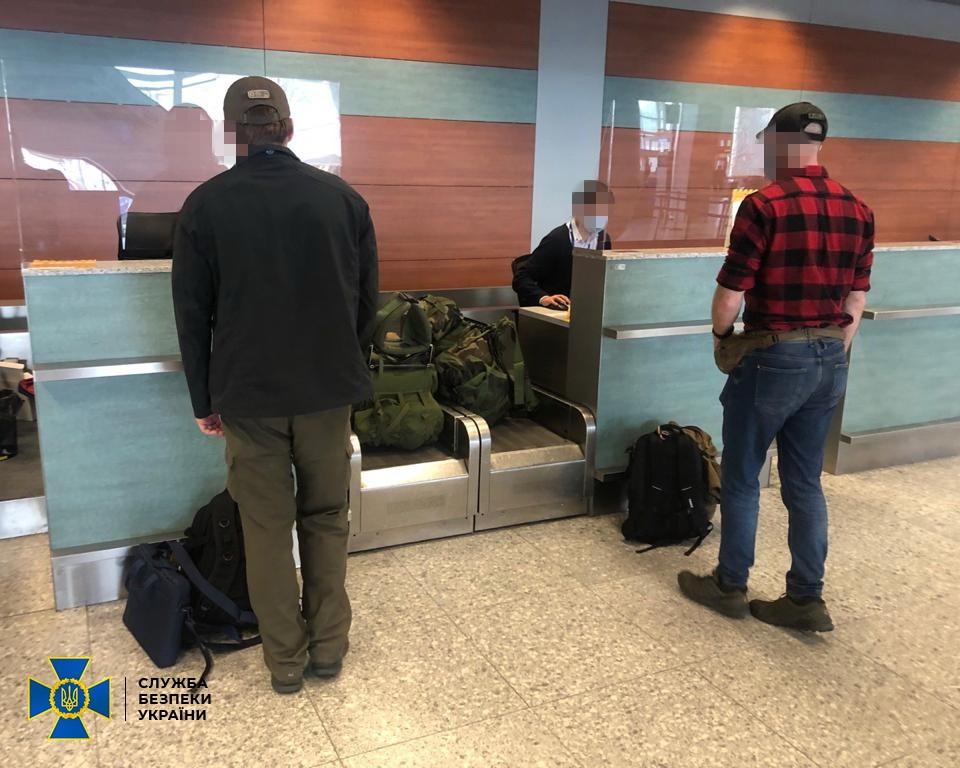 СБУ поймала иностранных неонацистов, пытавшихся завербовать украинцев