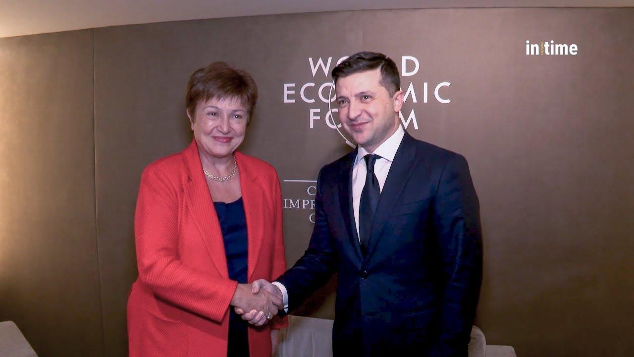 Зеленский пообещал МВФ определиться с новым главой НБУ до конца недели