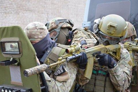 СБУ совместно с посольством Израиля проведет антитеррористические учения...