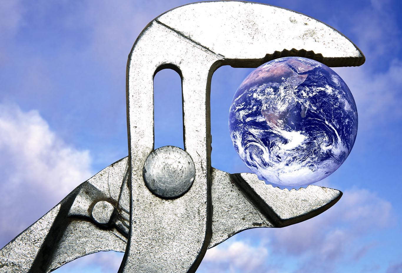 Закрыто на реконструкцию. Может ли геоинженерия спасти Землю от глобальн...