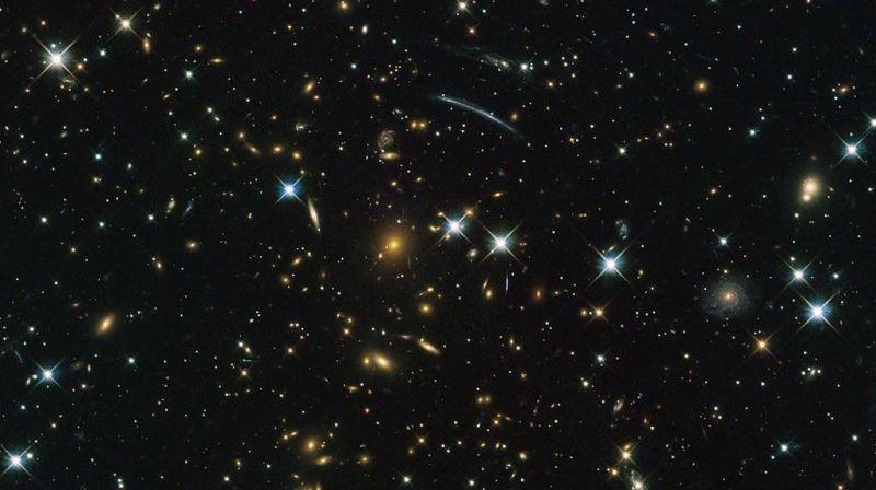 Новое исследование пошатнуло фундаментальную теорию о расширении Вселенн...