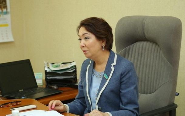 В Казахстане на пост президента впервые баллотируется женщина