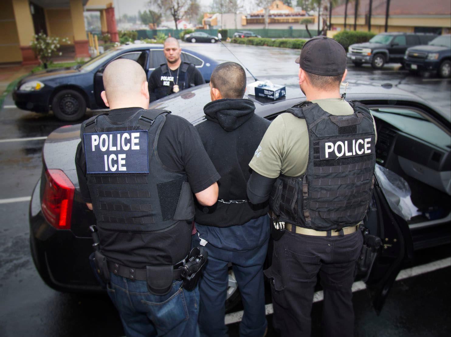 В США неизвестные стреляют по офисам иммиграционной службы