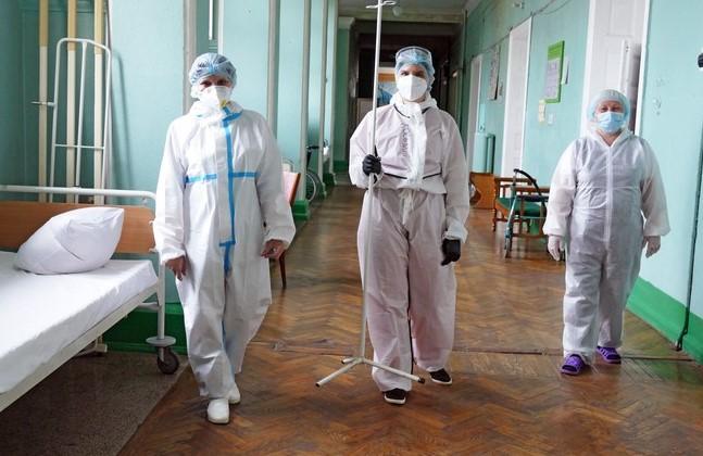 Статистика коронавируса в Украине на 13 июля: число зараженных снизилось...