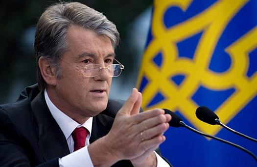 Ющенко попросил вакцину от свиного гриппа у НАТО