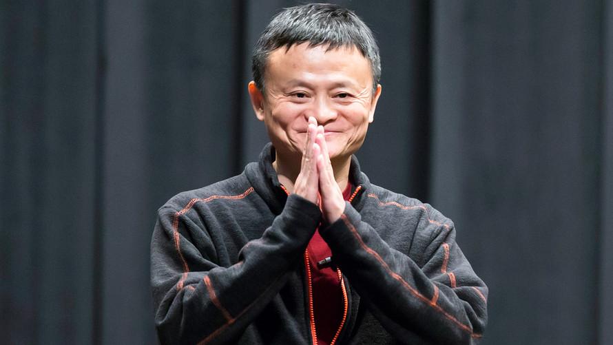 """Alibaba покинул его """"отец-основатель"""", –  Bloomberg"""