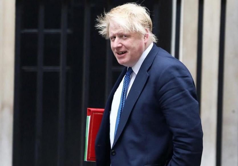 Выборы лидера консерваторов в Британии. Джонсон уверенно проходит в след...