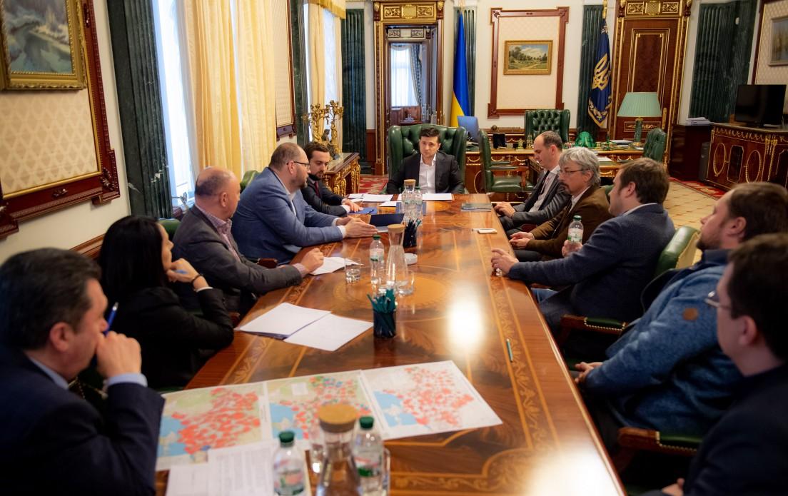 В Украине разблокируют спутниковые каналы