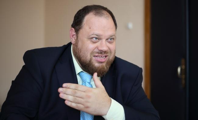Стефанчук рассказал о плане действий Зеленского на первые 100 дней каден...