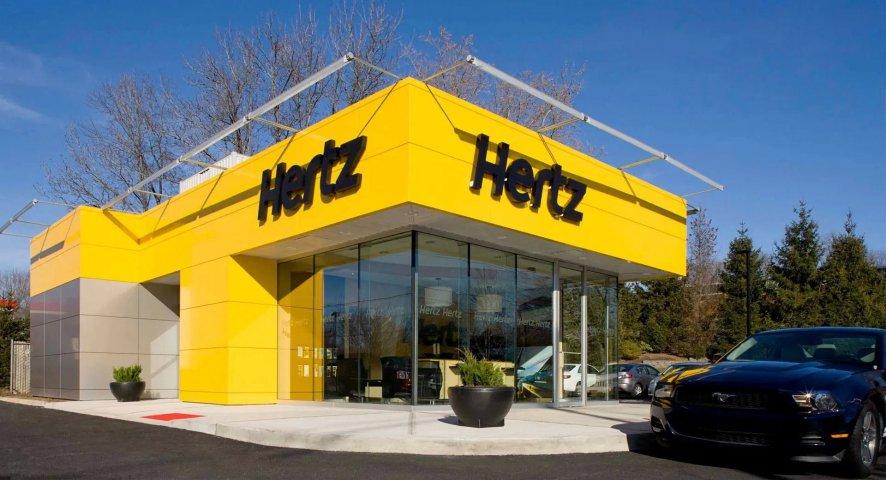 Крупнейший сервис проката автомобилей Hertz объявил о банкротстве из-за...