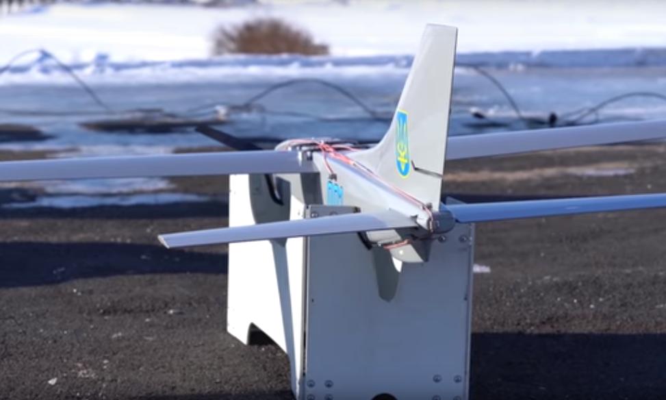 В Киеве хотят построить первый аэропорт для дронов