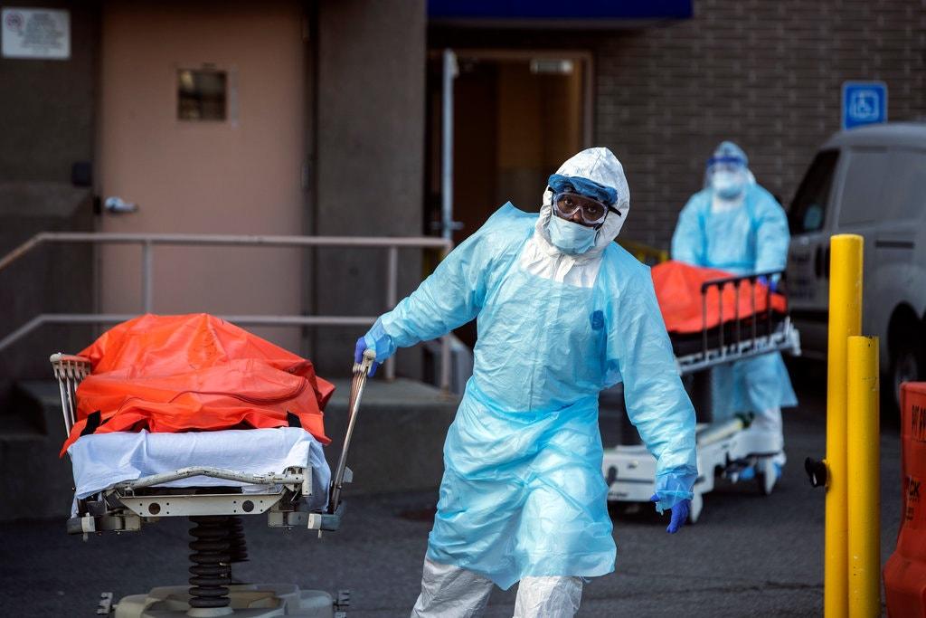 Статистика коронавируса в мире на 2 августа: число заболевших достигло 1...