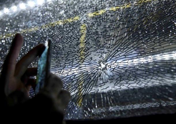 В Рио атаковали автобус с журналистами