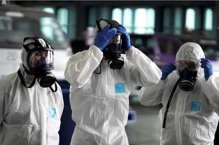 Статистика коронавируса в мире на 24 июня: в Бразилии за сутки заболело...