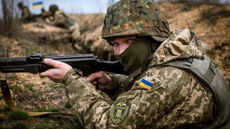 Сутки на Донбассе: без боевых потерь и заражений коронавирусом