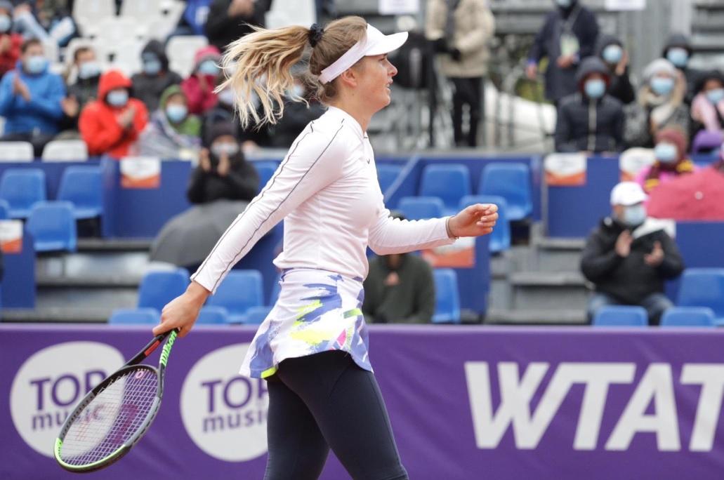 Свитолина победила на турнире WTA в Страсбурге