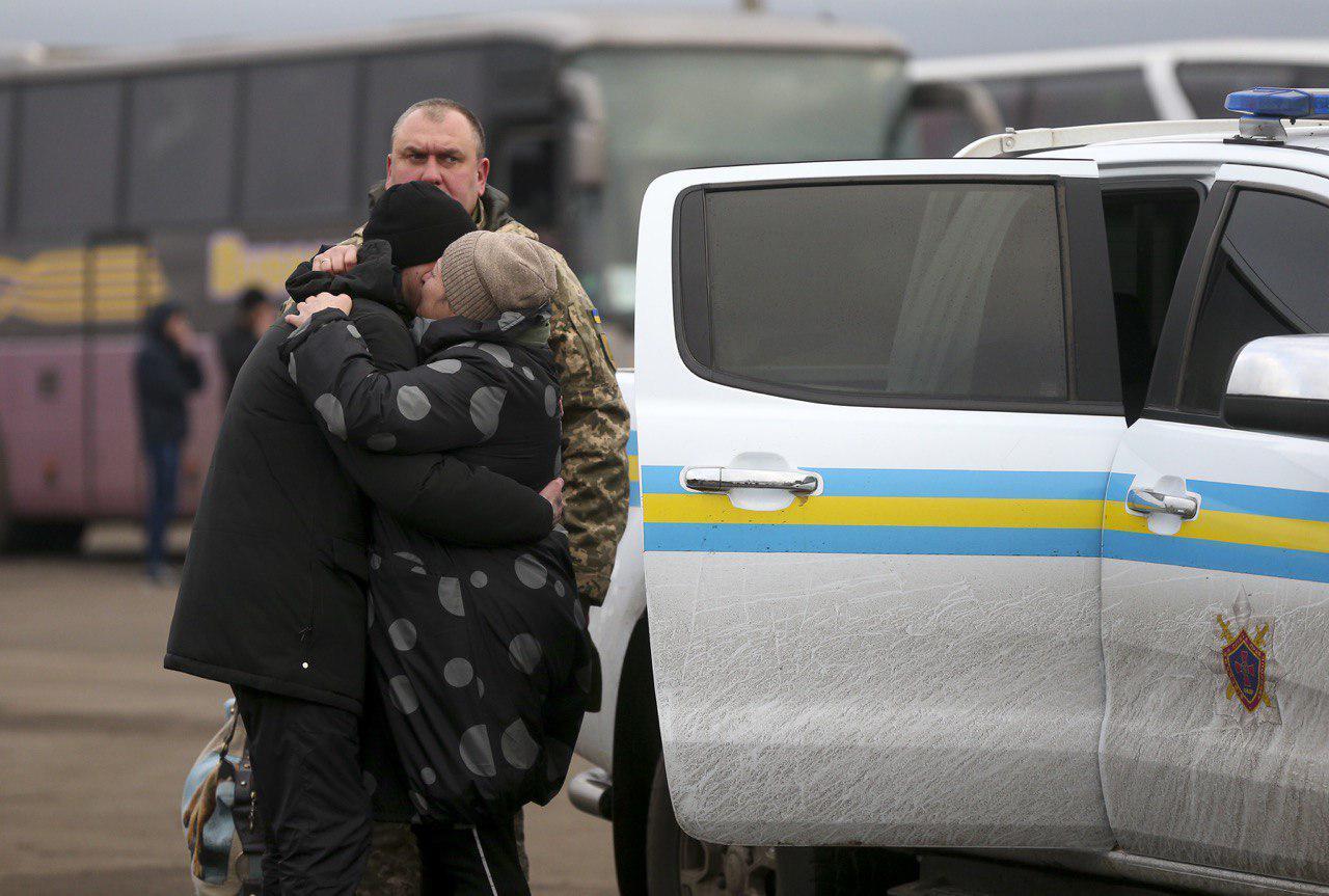 Обмен пленными с ОРДЛО может состояться 16 апреля, — СМИ
