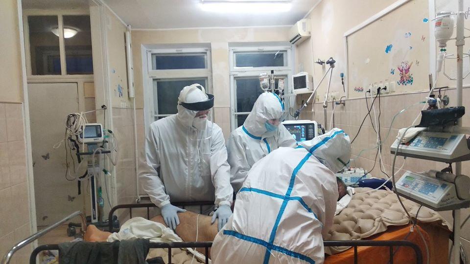 В Киеве 45 больных с COVID-19 находятся в тяжелом состоянии, – Кличко