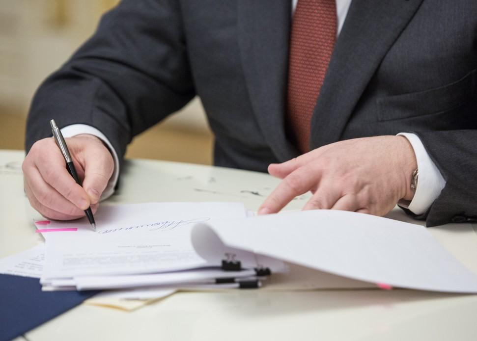 Порошенко подписал закон о признании ветеранов УПА участниками боевых де...