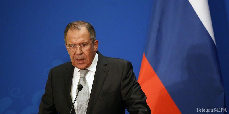 Лавров: Украина низведена до состояния неспособности самостоятельно упра...