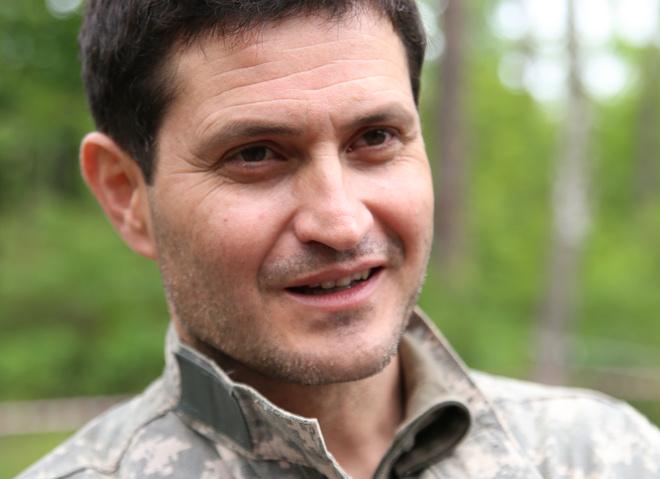 Сейтаблаев снимет драму о рейде десантников на Донбассе