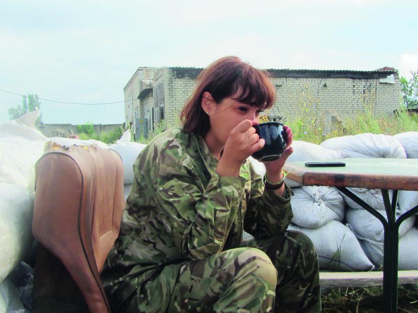 Как волонтёр Татьяна Рычкова командует фронтом