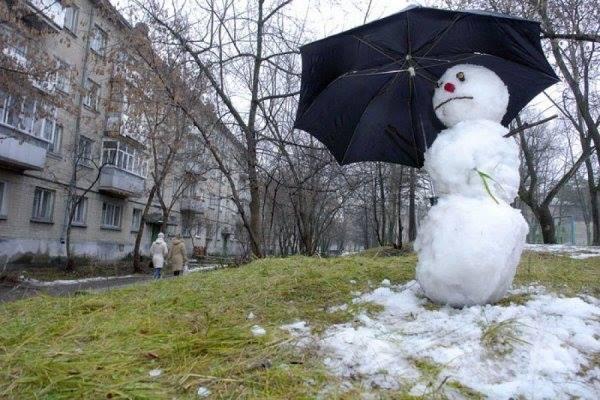 Холод задержался на Северном полюсе – в этом причина аномально теплой зи...