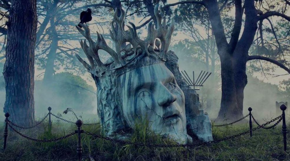 """""""Игра престолов"""": в Австралии появились могилы Эддарда Старка и Джоффри..."""