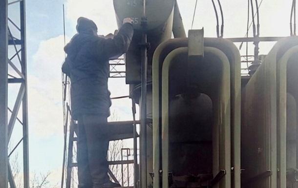 Оккупированная часть Луганской области осталась без воды