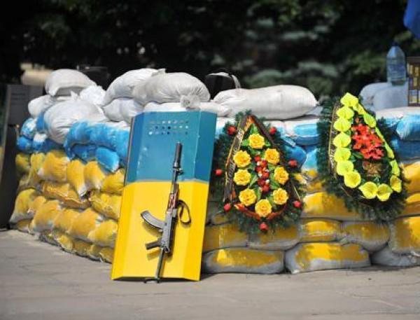 В бою с диверсантами противника в Донбассе погиб украинский разведчик, -...