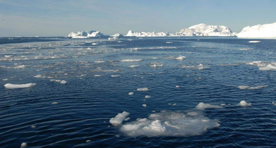 Таяние льдов Гренландии ускорилось в 6 раз за 50 лет