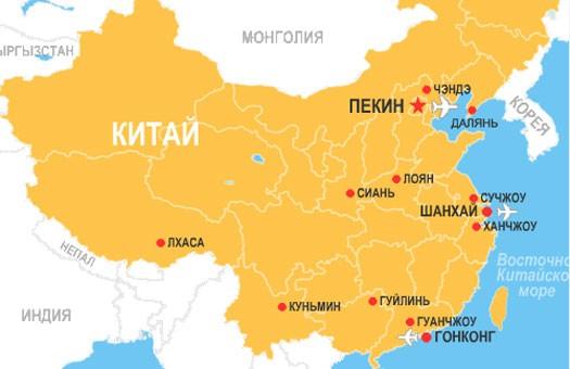Землетрясения в Китае: эвакуированы 60 тысяч человек