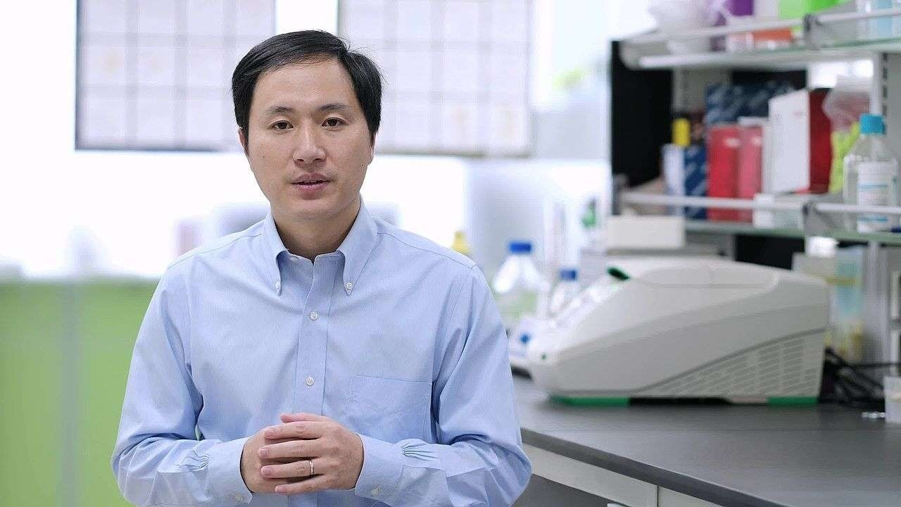 """""""Перешел черту"""". Китайский ученый получил три года тюрьмы за создание ге..."""