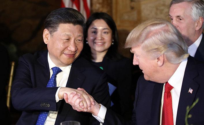 Трамп анонсировал встречу с Си Цзиньпином на саммите G20
