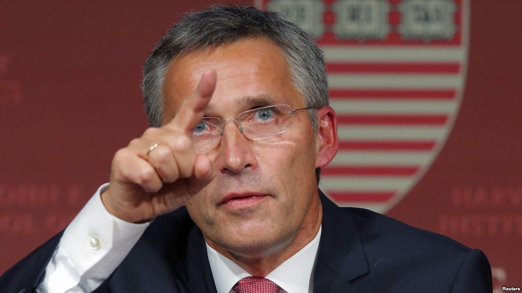 НАТО с нетерпением ждет продолжения сотрудничества с Украиной, – Столтен...