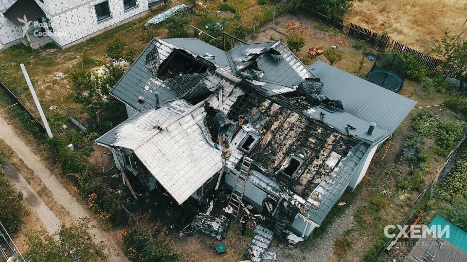 Поджог дома Шабунина: появилась реакция Всемирного банка