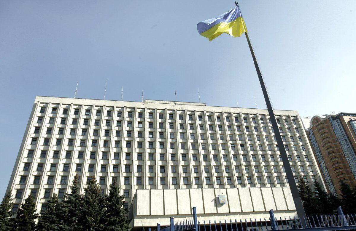 Сотрудник УГО застрелился в Центризбиркоме в Киеве
