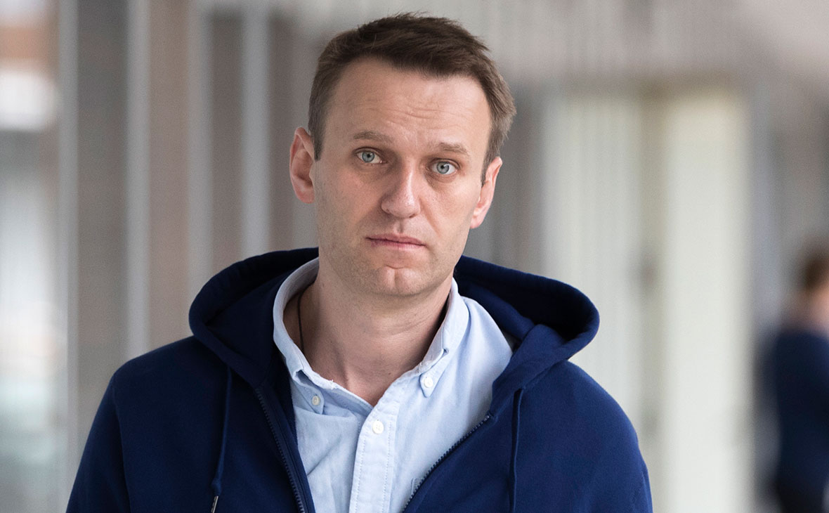 """Отравление Навального: конгрессмены в США призвали ввести """"карательные с..."""