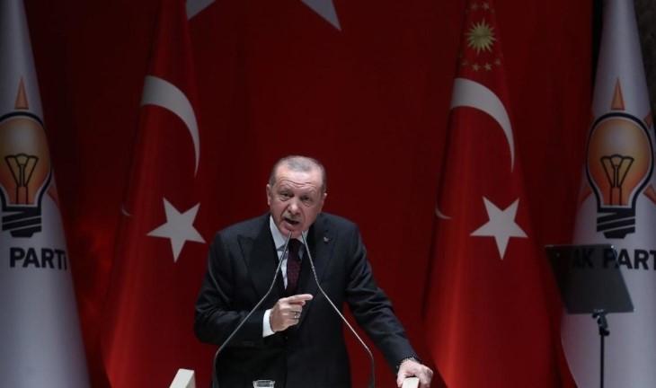 Эрдоган о боевых действиях в Сирии: Это только начало