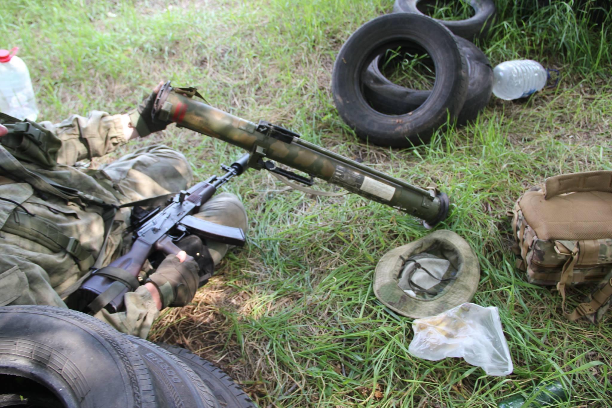 Боевики используют против украинских военных российское экспериментально...