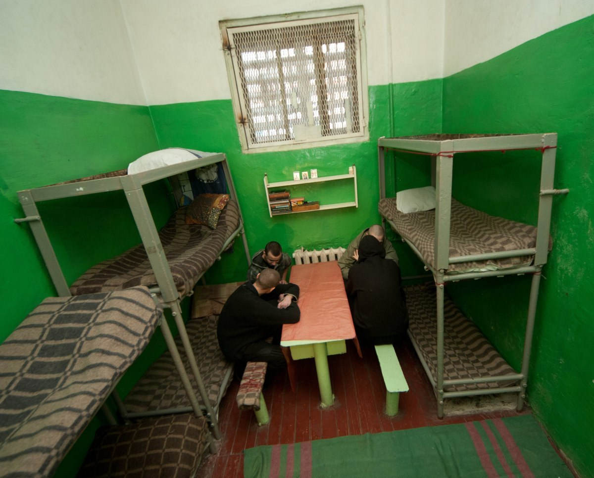 Воля или смерть. Что сулит украинским заключенным эпидемия коронавируса